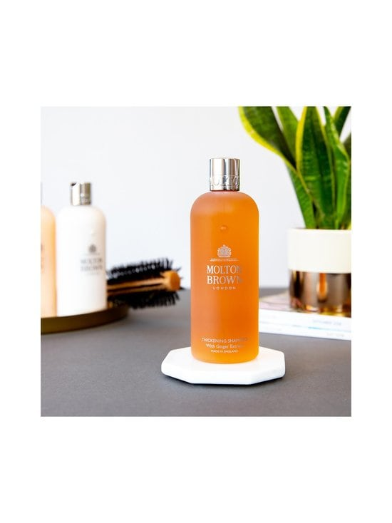 Molton Brown - Thickening Shampoo With Ginger Extract -shampoo 300 ml - NOCOL | Stockmann - photo 4