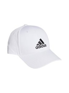adidas Performance - Baseball -lippalakki - WHITE/WHITE/BLACK | Stockmann
