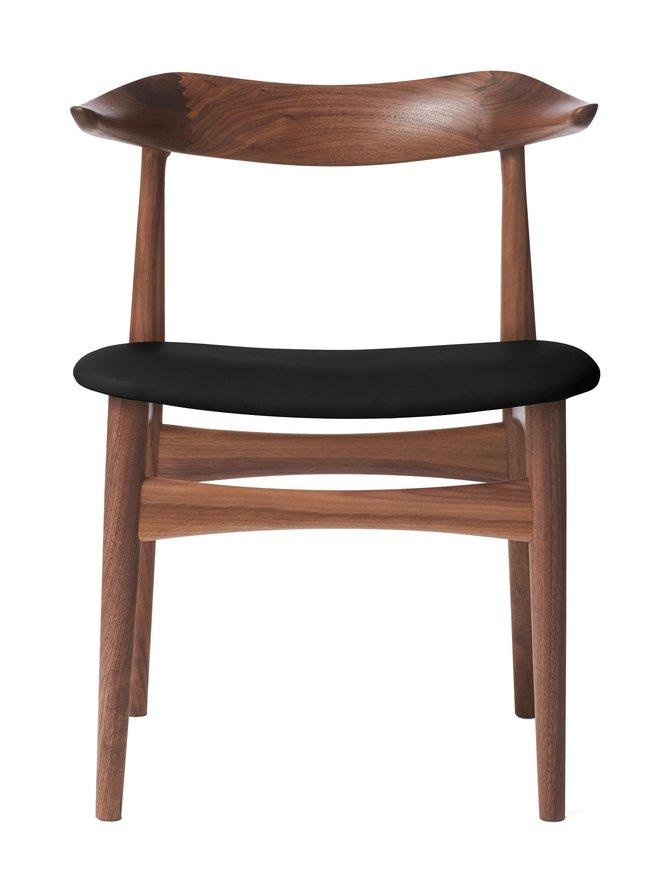 Cow Horn Dining -tuoli