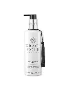 Grace Cole - White Nectarine Pear Hand Lotion -käsivoide 300 ml | Stockmann
