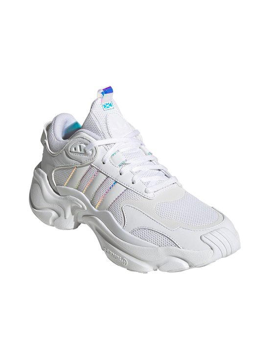 adidas Originals - Magmur Runner -kengät - FTWWHT/FTWWHT/FTWWHT | Stockmann - photo 4
