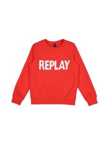 Replay & Sons - Collegepaita - 559 GERANIUM RED | Stockmann