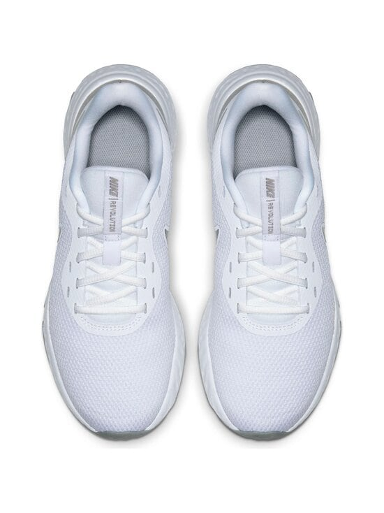 Nike - Revolution 5 -juoksukengät - 100 WHITE/WOLF GREY-PURE PLATINUM | Stockmann - photo 3