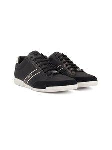 BOSS - Saturn Lowp Mx -sneakerit - 003 BLACK | Stockmann