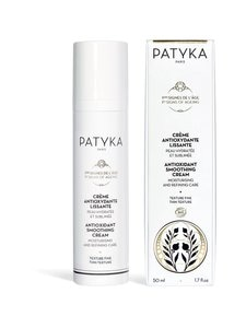 Patyka - Antioxidant Smoothing Cream Thin Texture -kasvovoide 50 ml | Stockmann