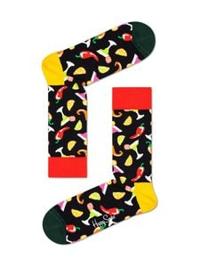 Happy Socks - Drink-sukat - 9300-BLACK | Stockmann