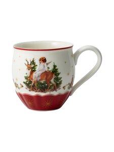 Villeroy & Boch - Annual Christmas Edition Mug 2020 -muki 530 ml - VALKOINEN/PUNAINEN | Stockmann