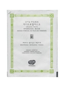 Whamisa - Organic Fruits Hydrogel Mask -hydrogeelinaamio 33 g | Stockmann