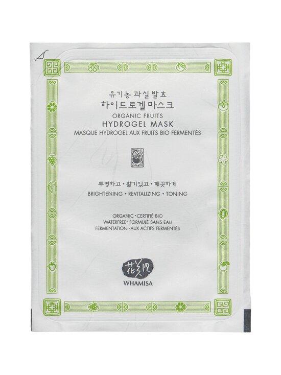 Whamisa - Organic Fruits Hydrogel Mask -hydrogeelinaamio 33 g - NOCOL | Stockmann - photo 1