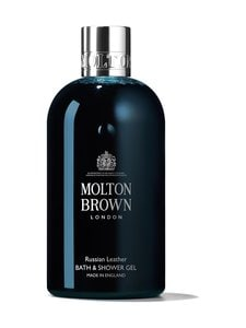 Molton Brown - Russian Leather Bath & Shower Gel -suihkugeeli 300 ml - null | Stockmann