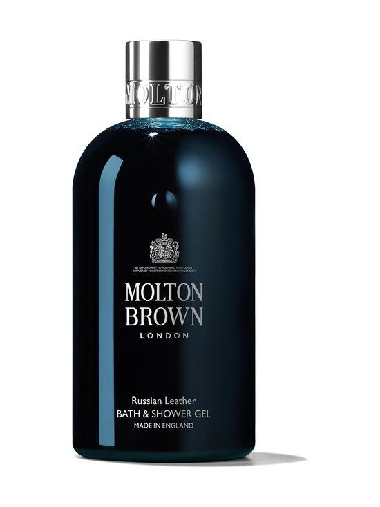 Molton Brown - Russian Leather Bath & Shower Gel -suihkugeeli 300 ml - NOCOL | Stockmann - photo 1