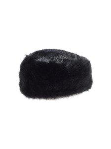 KN Collection - Eskimo-tekoturkishattu - BLACK 33 | Stockmann