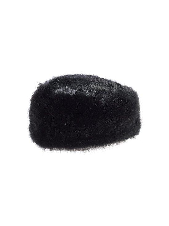 KN Collection - Eskimo-tekoturkishattu - BLACK 33 | Stockmann - photo 1