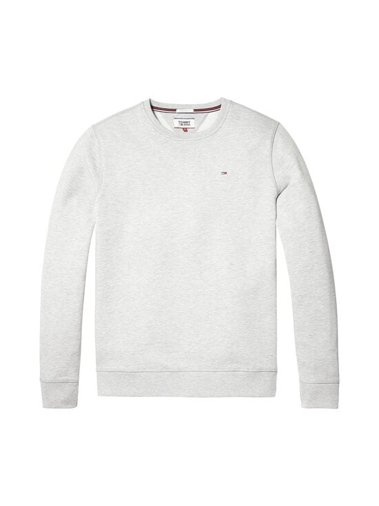 Tommy Jeans - Tjm Original Sweatshirt -collegepaita - 038 LT GREY HTR | Stockmann - photo 1