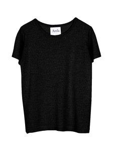 ARELA - Kim Merino T-Shirt -paita - NEW YORK BLACK | Stockmann