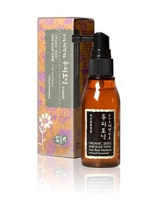 Whamisa - Organic Seeds Hair and Scalp Tonic -hiusvesi 60 ml - null | Stockmann