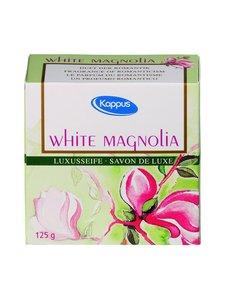 Kappus - White Magnolia -palasaippua 125 g | Stockmann