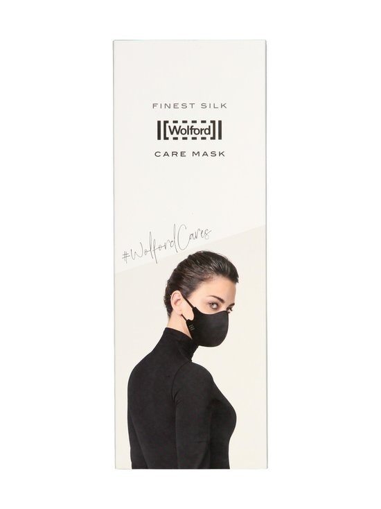 Wolford - Silk Mask -silkkikangasmaski - BLACK | Stockmann - photo 1