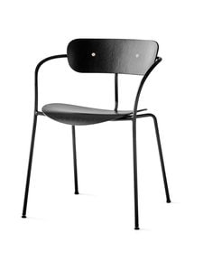 &tradition - Pavilion AV2 -tuoli - BLACK | Stockmann