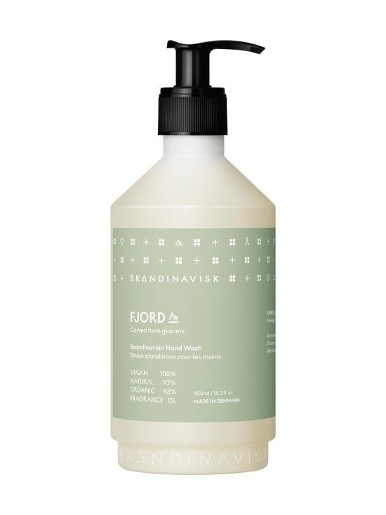 Skandinavisk - FJORD Hand Wash -käsisaippua 450 ml - FJORD GREEN | Stockmann - photo 1
