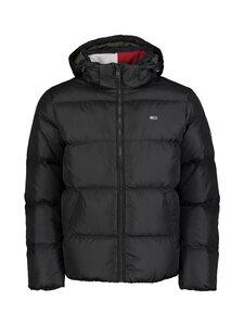 Tommy Jeans - TJM Essential Down Jacket -takki - BDS BLACK | Stockmann