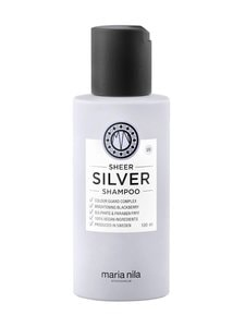 Maria Nila - Care & Style Sheer Silver -hopeashampoo 100 ml - null | Stockmann