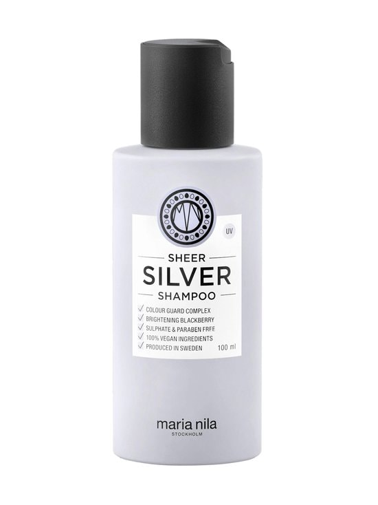 Maria Nila - Care & Style Sheer Silver -hopeashampoo 100 ml - NOCOL | Stockmann - photo 1