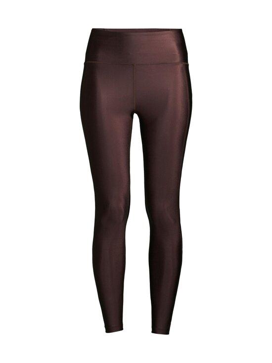 Filippa K - Cropped Gloss -leggingsit - 7935 MAROON   Stockmann - photo 1