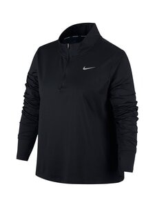 Nike - Element Top Half Zip -paita - 010 BLACK/REFLECTIVE SILV | Stockmann