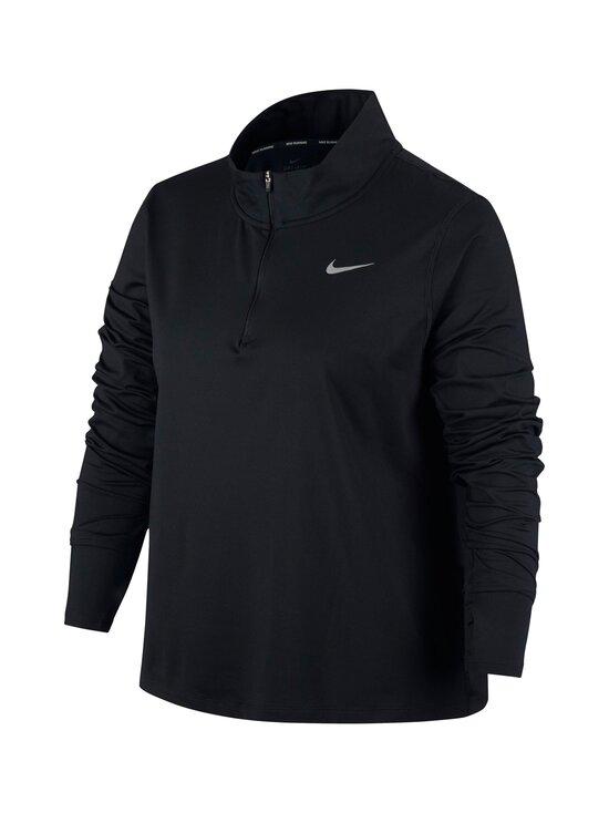 Nike - Element Top Half Zip -paita - 010 BLACK/REFLECTIVE SILV | Stockmann - photo 1