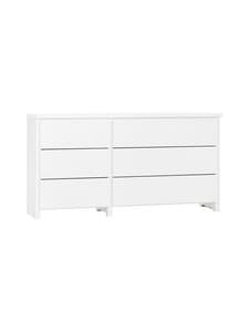 Lundia - Classic-lipasto 34 x 70,5 x 136 cm - VALKOINEN | Stockmann