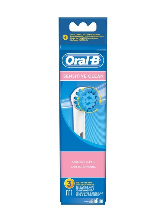 Oral-B - Sensitive-harjaspäät 3 kpl - null | Stockmann - photo 1