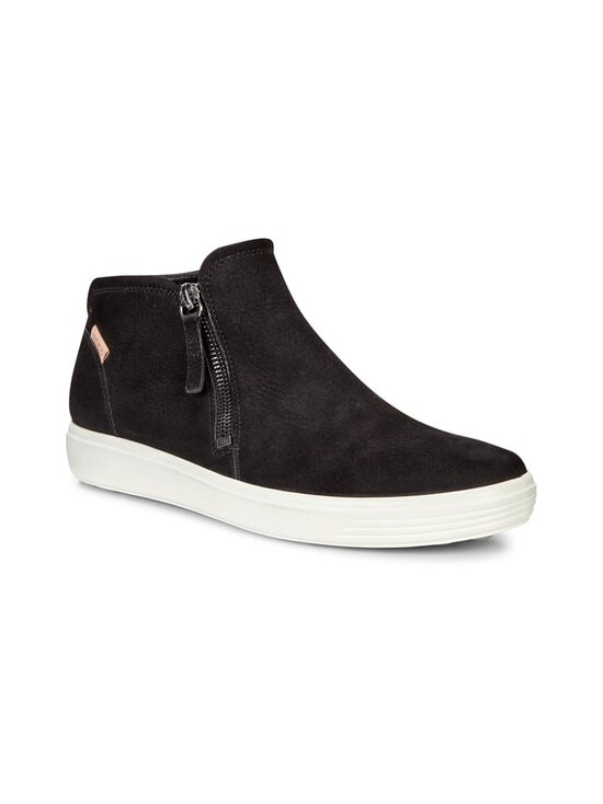 ecco - Soft 7 -sneakerit - BLACK | Stockmann - photo 4