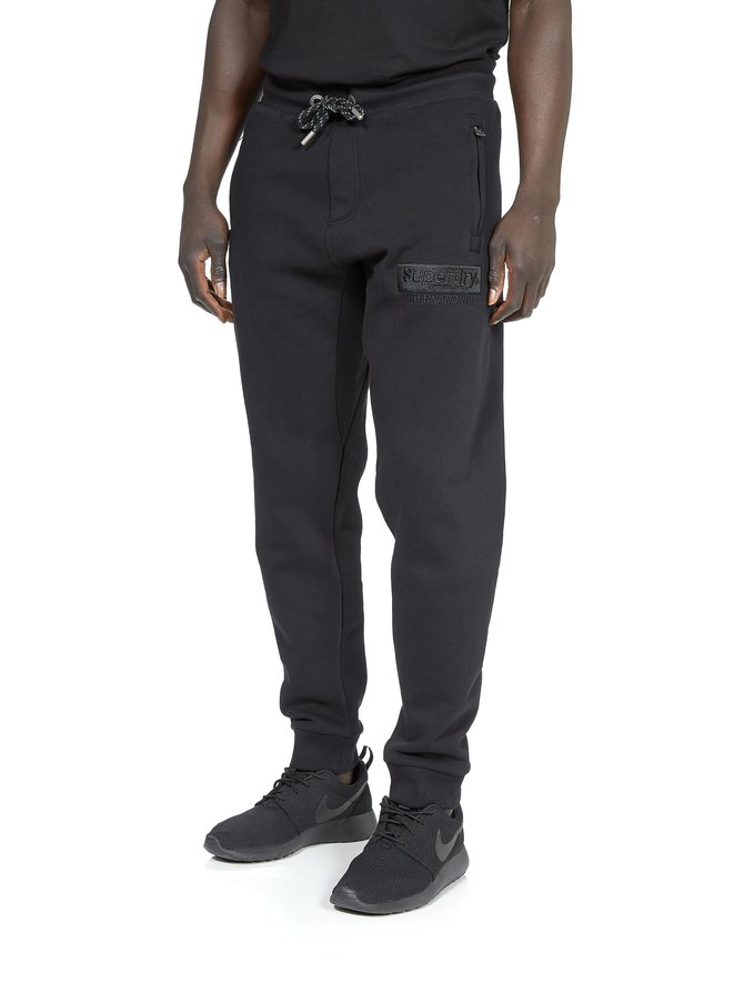 International Applique Jogger -collegehousut