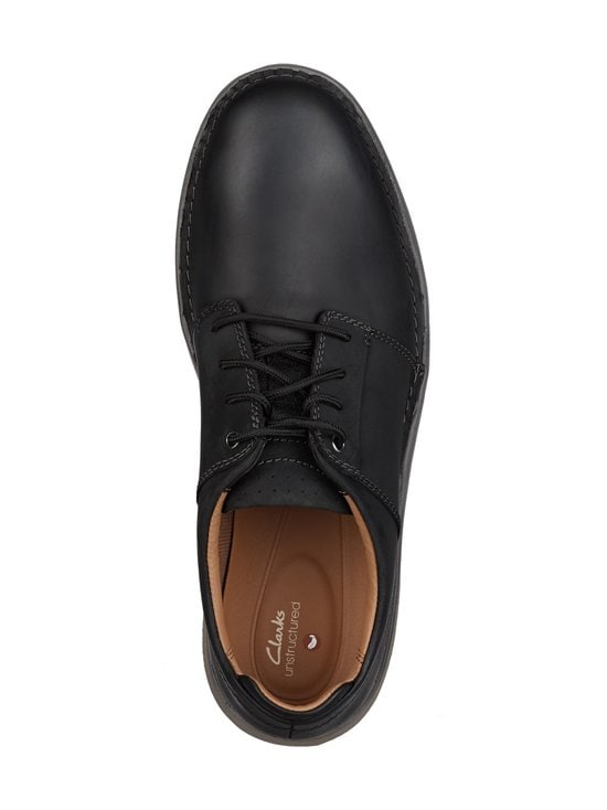 Clarks - Un Larvik -nahkakengät - BLACK | Stockmann - photo 2