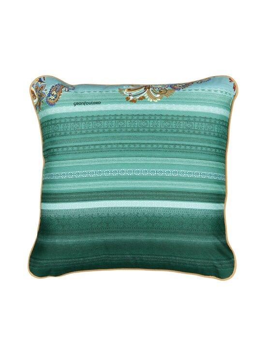 Bassetti - Tosca-tyynynpäällinen 40 x 40 cm - GREEN   Stockmann - photo 1