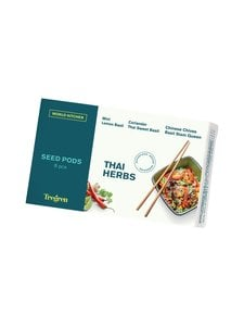 Tregren - World Kitchen Thai Herbs -siemenkapselipakkaus - null | Stockmann