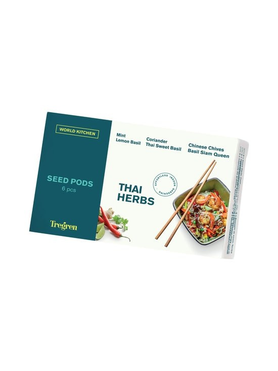 Tregren - World Kitchen Thai Herbs -siemenkapselipakkaus - NOCOL | Stockmann - photo 1