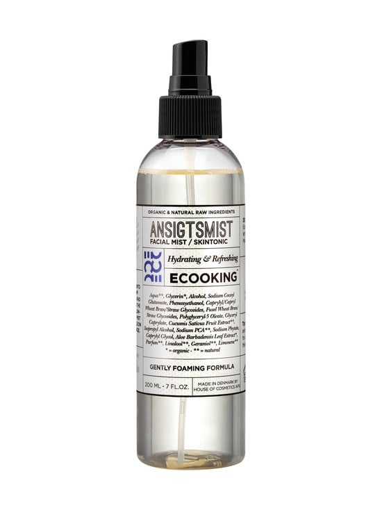 Ecooking - Face Mist -kasvosuihke 200 ml - NO COLOR | Stockmann - photo 1