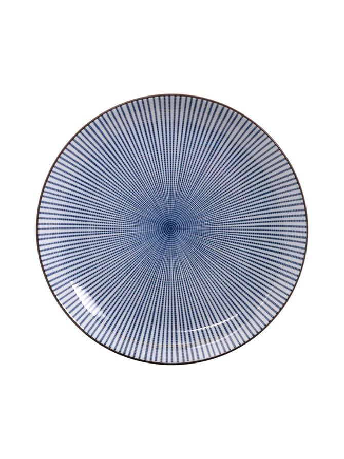 Sendan Tokusa -lautanen 21,5 cm