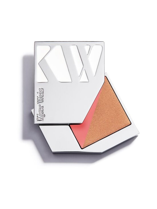Kjaer Weis - Glow Duo -poskipuna ja korostusväri 3,5 g - LUMINOUS FLUSH | Stockmann - photo 1