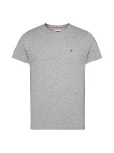 Tommy Jeans - Tjm Original Jersey Tee -paita - 038 LT GREY HTR | Stockmann