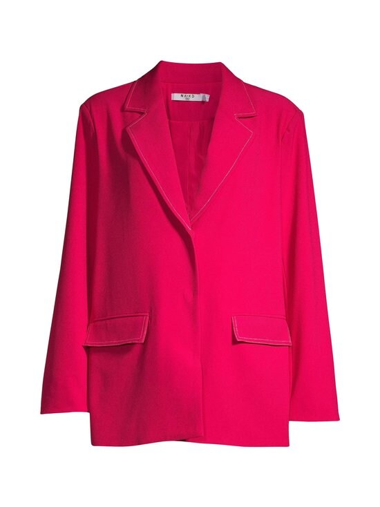 NA-KD - Seam Detail -bleiseri - BRIGHT PINK | Stockmann - photo 1