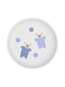 Pentik - Pikkunallet- syvä lautanen 18 cm - LIGHT BLUE | Stockmann