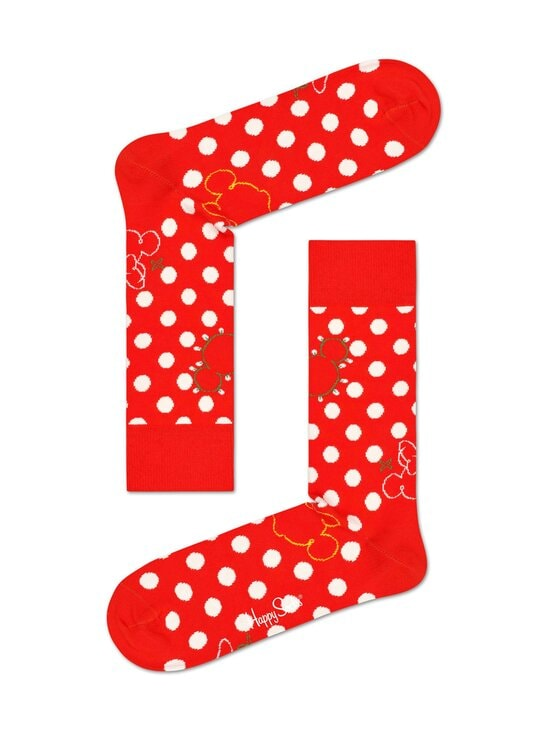 Happy Socks - Disney Treemendous -sukat - 4500 RED | Stockmann - photo 1