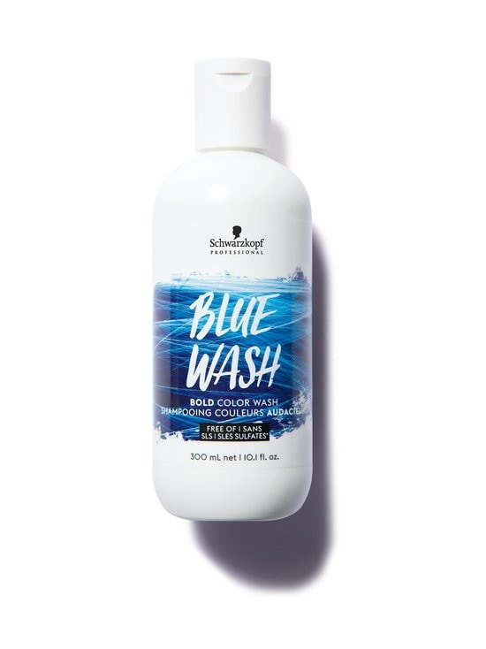 Schwarzkopf Professional - Bold Color Wash Blue -värjäävä shampoo 300 ml - BLUE | Stockmann - photo 1