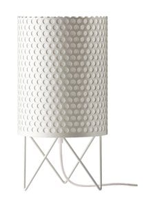 Gubi - ABC Table Lamp -pöytävalaisin - WHITE SEMI MATT | Stockmann