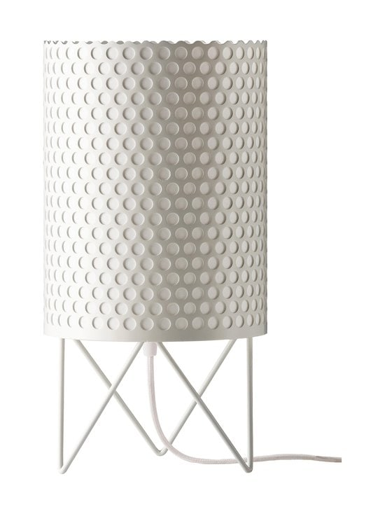 Gubi - ABC Table Lamp -pöytävalaisin - WHITE SEMI MATT | Stockmann - photo 1