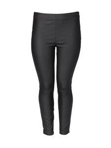 cut & pret PLUS - Nella Plus Coated -leggingsit - BLACK | Stockmann