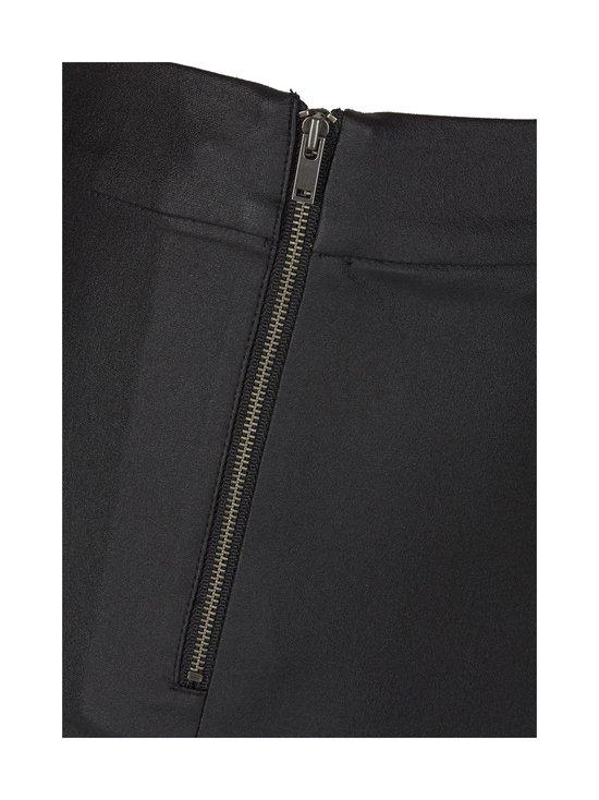 cut & pret PLUS - Nella Plus Coated -leggingsit - BLACK   Stockmann - photo 3